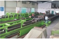 Drawing machine assembly plant