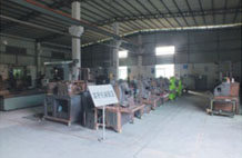 Rolling machine assembly plant